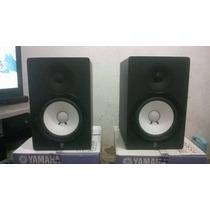 Par Monitores Yamaha Hs80
