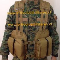 Chaleco Tactico Modelo N°03