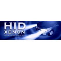 Kit De Xenon H1 H3 H7 H11 6000k 8000k Autoradio Instalado