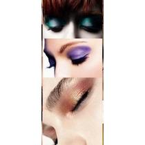 Lote 6 Pigmentos Importados Maquillaje Profesional Cosmetic