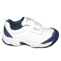 Zapatillas Dufour College Con Velcro. Mercadoenvíos.