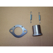 Flange, Bocal E Molas Do Escape Dimensionado Yamaha Rd 135