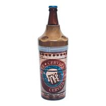 Porta Cerveja Camisinha Suporte Térmico Antarctica Litrão