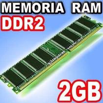 Remate De Memoria Ram Ddr2 Para Computadoras De 1 Y 2 Gb