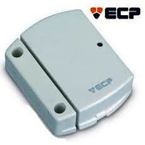 Sensor De Porta Janela Magnético Sem Fio Ecp Alarme E Cerca