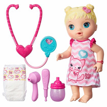 Boneca Baby Alive B5158 Cuida De Mim Hasbro Original