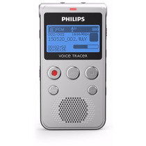 Grabadora Digital D Voz Philips Dvt1300 Usb Mp3 Estereo 4gb