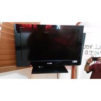 Tv Sony Lcd 26 Pulgadas Con Base De Pared. Digital Quam
