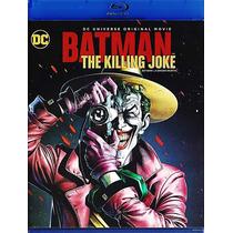 Batman The Killing Joke La Broma Pelicula Blu-ray + Dvd