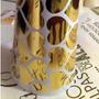 Vinilos Decorativos, Dorado Y Plateado Metalizado, Paredes
