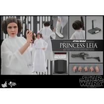 Hot Toys Star Wars Princesa Leia Version Exclusiva Nuevo 1/6