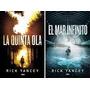 Saga La Quinta Ola, El Mar Infinito 2 Libros En Pdf