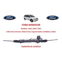 Caja Direccion Hidraulica Cremallera Ford Windstar 95-98 Lbf