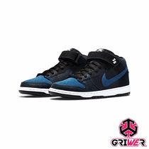 Zapatillas Botitas Nike Sb Dunk Mid Pro Skate Griwer