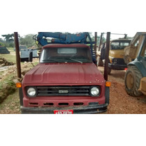 Caminhão Munck Chevrolet D60