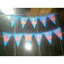 Banderines Feliz Cumpleaños Hombre Araña