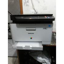 Multifuncional Laser Color Samsung Clx 3305 W Usada