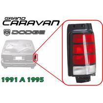 91-95 Dodge Grand Caravan Calavera Trasera Lado Derecho