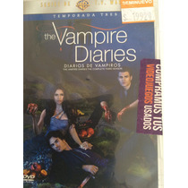 The Vampire Diaries - Diarios De Vampiros Temporada 3