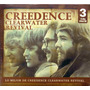 Creedence Clearwater Revival Lo Mejor 3 Cds Nuevo Cerrado
