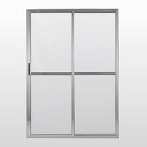 Porta Sacada Aluminio Brilh 2,10x1,20mt Em 12 X Sem Juros