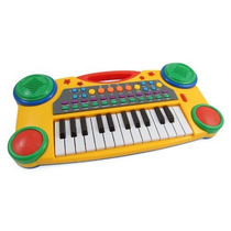 Teclado De Música De Órgano Electrónico Para Niños - 16\