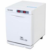 Calentador Esterilizador Uv Para Toallas Spa Salon Clinica
