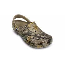 Zapatos Crocks Crocs Classic Realtree Xtra Clog Camuflados