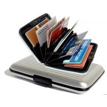 Porta Tarjetas Aluma Wallet