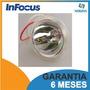 Lâmpada Projetor Infocus X1 - Sp-lamp-009