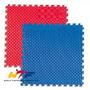 Piso Tatami Coreano Wtf El Mejor Coreano Armable Rojo/azul