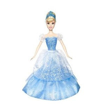 Disney Princess 2-en-1 Ballgown Sorpresa Cenicienta Doll