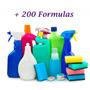 Kit Elabora Productos De Limpieza +200 Formulas - Pdf