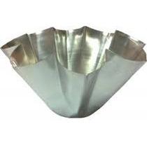 Forma De Bolo Pandoro Grande Em Alumínio - Panetone Natal