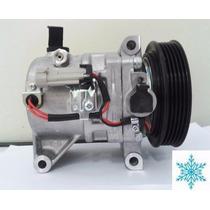 Compressor Ar Condicionado Fiat Novo Uno Way Palio Siena