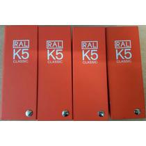 Carta De Colores Ral K5 Classic Tipo Pantone