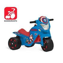 Motinha Eletrica De Verdade Infantil Azul - Turbinada 6v