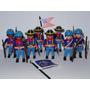 Playmobil Wester Guerra Americana União Confederado Cd 1play