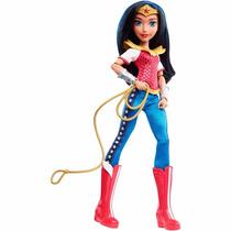 Boneca Dc Super Hero Girls Wonder Woman - Mulher Maravilha