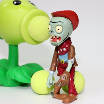 Plants Vs Zombies Peashooter Popper, Un Zombi Y 3 Pelotas
