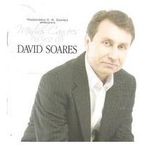 Cd Missionário R.r.soares* Minhas Canções Na Voz De David