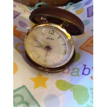 Reloj Despertador Japones De Cuerda Linden