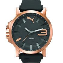 Puma Ultrasize Bold Acero Rose Gold 50mm Relojes Diego Vez