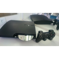 Playstation 3 - Ps3 Slim 160 Gb (semi Novo)