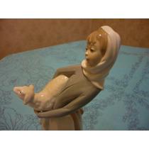 Porcelana Lladro Pastora