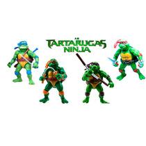 Bonecos Tartarugas Ninjas Mutante Filme Articulado