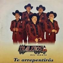 Cd Los Traileros Del Norte Te Arrepentiras Promo Usado