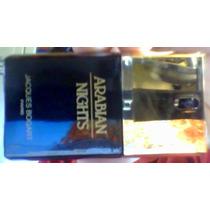 Perfume Raríssimo Arabian Nights 50ml Edt Con 45ml Caixa.