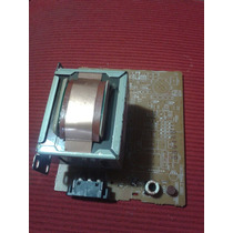 Transformador Com A Placa Do Som Philips Fw C270