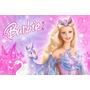 Painel Decorativo Festa Infantil Barbie (mod2)